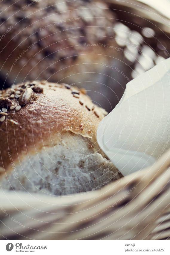 Brot Ernährung braun Frühstück Brötchen Büffet Brunch Brotkorb Körnerbrot