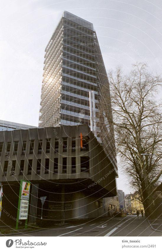 migros_limmatplatz:zuerich Stadt Architektur Hochhaus Zürich
