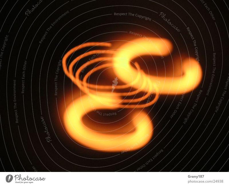 Lightrings Ferien & Urlaub & Reisen dunkel Brand groß Kreis heiß Werbung obskur Plakat Anzeige Lichtspiel Werbefachmann