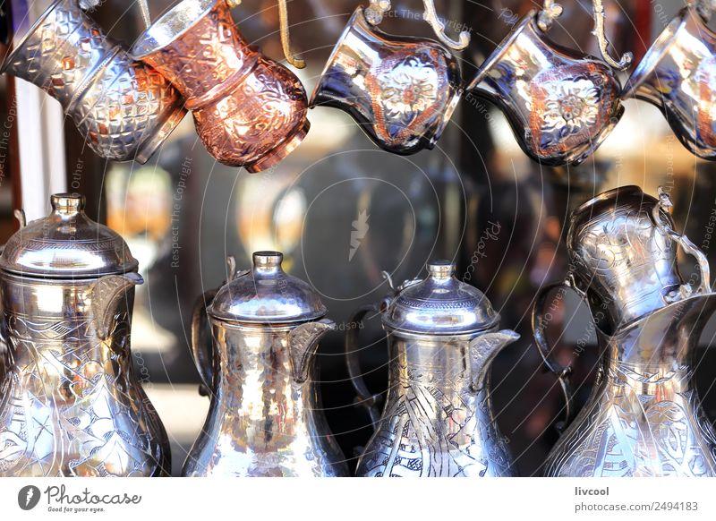 Türkische Teekannen Teller Lifestyle kaufen Stil Design Basteln Kunst Kultur Dekoration & Verzierung Souvenir Metall authentisch Teeservice Lebensmittel trinken