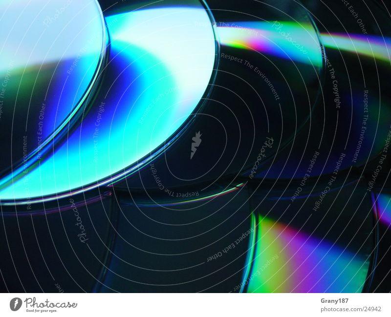 Regenbogen Ferien & Urlaub & Reisen Stil Musik groß Technik & Technologie Werbung Medien Plakat Regenbogen Compact Disc Software Elektrisches Gerät Werbefachmann