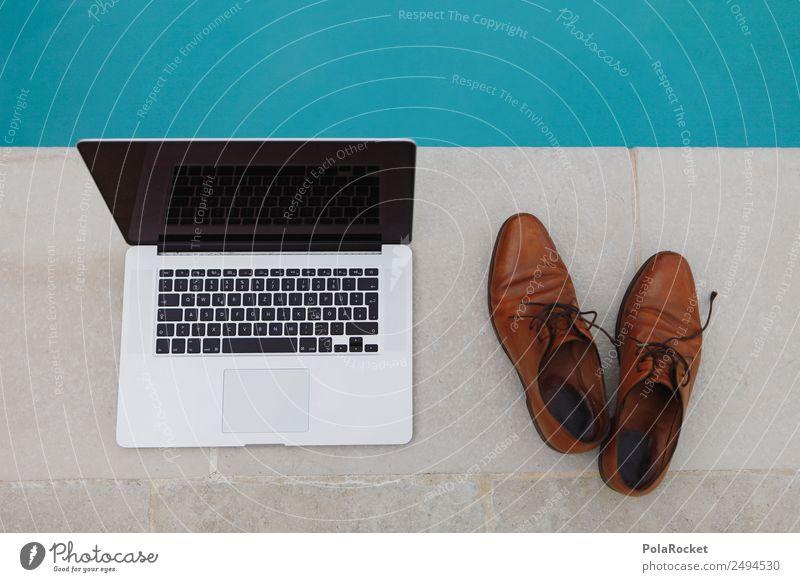 #A# away Kunst ästhetisch Notebook Schuhe Erholung Freizeit & Hobby Freiheit Erholungsgebiet Schwimmbad Hotelpool Pause Sommer Sommerurlaub sommerlich Sommertag