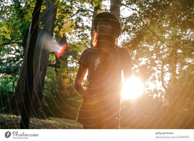 [LS114] - The sun is shining... Lifestyle elegant Stil Freizeit & Hobby Junge Frau Jugendliche Leben 8-13 Jahre Kind Kindheit 13-18 Jahre 18-30 Jahre Erwachsene