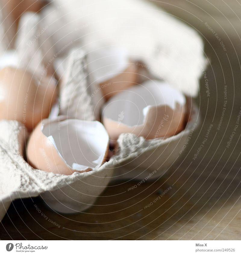 hätt ich dich heut erwartet, hätt ich Kuuuuchen gemacht Ernährung Lebensmittel kaputt Kochen & Garen & Backen gebrochen Ei Bioprodukte zerbrechlich Tier
