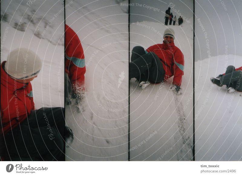 lomo_winter weiß Winter Schnee grau Lomografie