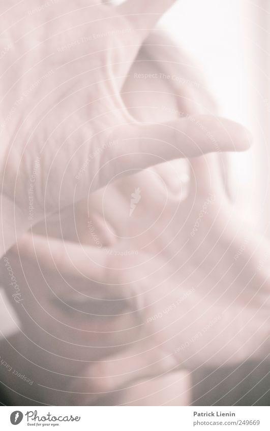 Hocus Pocus Mensch Frau Erwachsene Kopf Hand Finger 1 träumen ästhetisch geheimnisvoll Identität Kommunizieren Kreativität Leichtigkeit Perspektive Stimmung