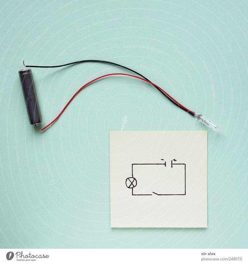 Physik Klasse 5 grün Schule Energiewirtschaft lernen Elektrizität Studium Technik & Technologie Kabel Bildung Physik Wissenschaften Glühbirne Berufsausbildung Grafik u. Illustration Zeichnung Fortschritt