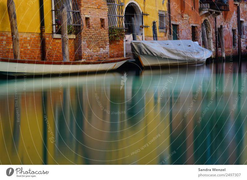 Venedig V Ferien & Urlaub & Reisen Tourismus Ausflug Sightseeing Städtereise Klimawandel Kanal San Marco Basilica Italien Europa Sehenswürdigkeit Ordnung
