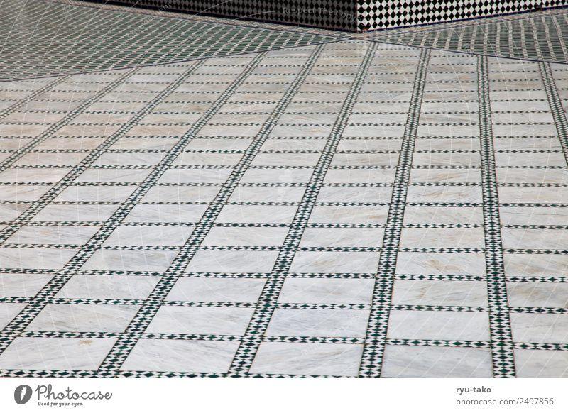 Pattern alt schön Stein ästhetisch Boden Mosaik Naher und Mittlerer Osten