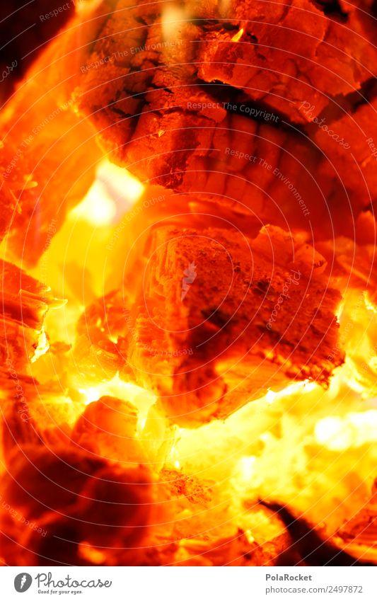#A# HOT! Natur Klimawandel ästhetisch Wärme Feuer Brand Feuerstelle Glut Temperatur Grad Celsius extrem Holz Farbfoto mehrfarbig Außenaufnahme Nahaufnahme