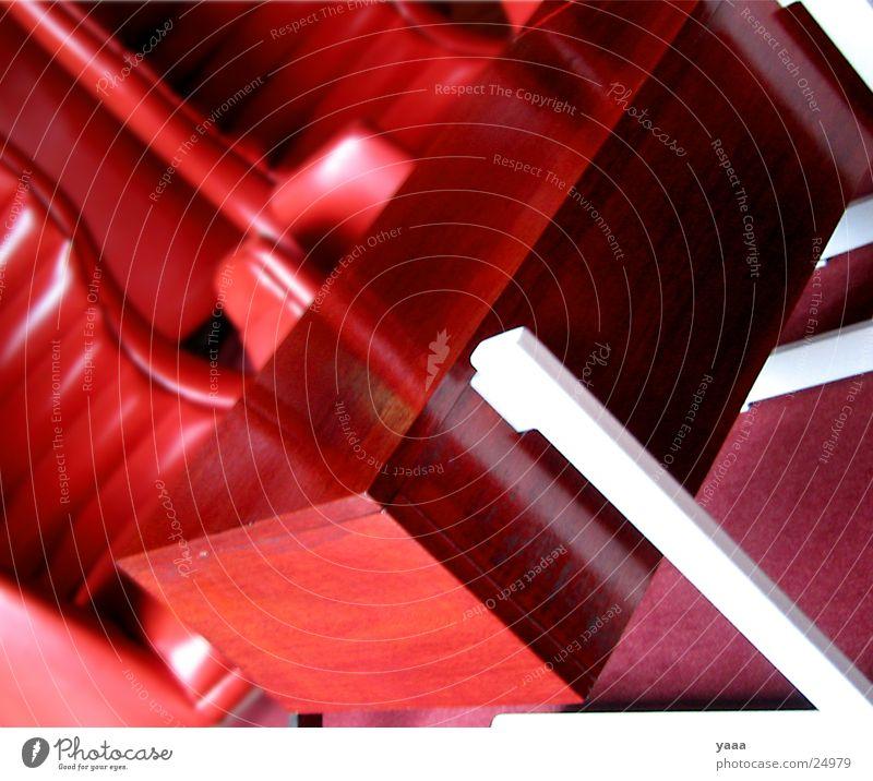 Relax rot Stil sitzen Hotel Club Leder Gastronomie