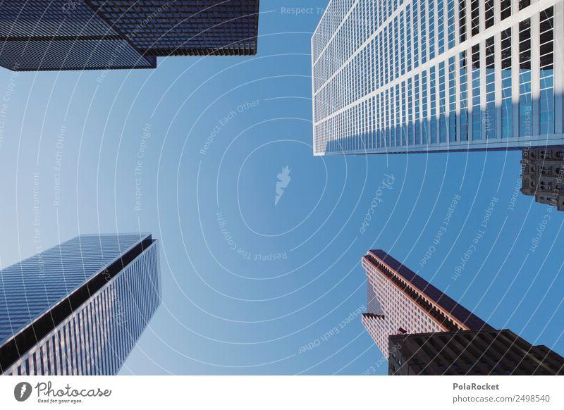 #A# the big ones Skyline ästhetisch Bankenviertel Bankgebäude Geldinstitut Toronto Kanada Business District Kapitalwirtschaft Kapitalismus Kapitalanlage