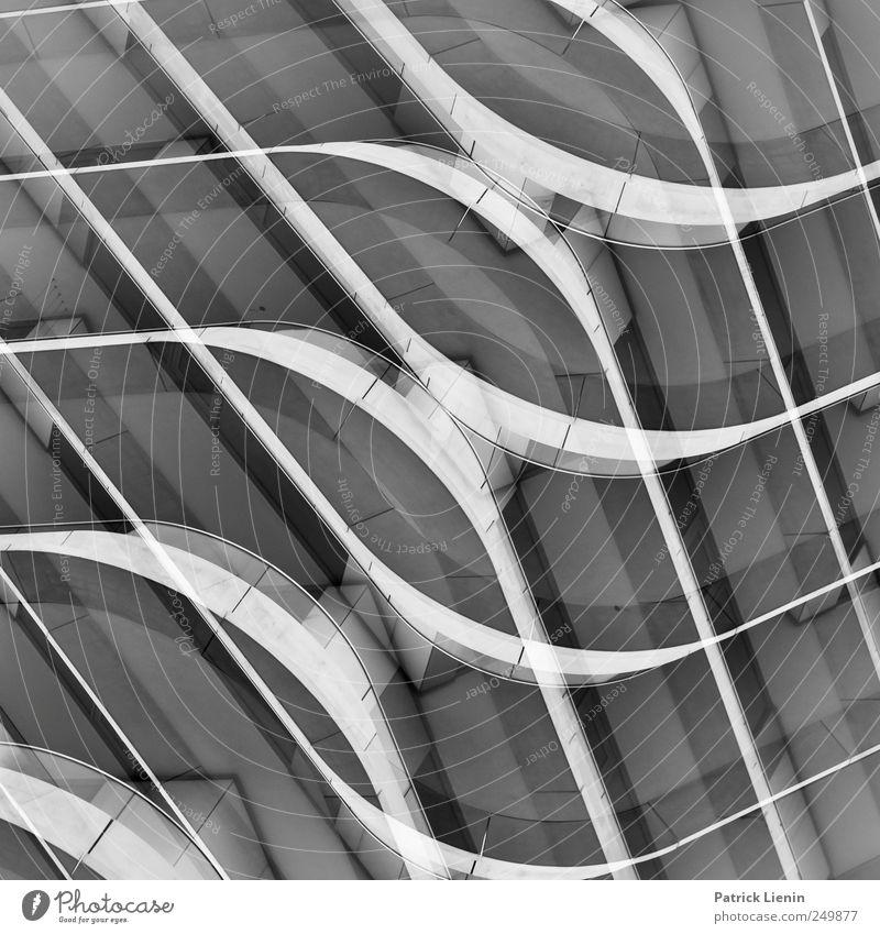 Architect Haus Fenster Wand Architektur Mauer Gebäude träumen Fassade Treppe Hochhaus planen Zukunft Bauwerk Balkon skurril