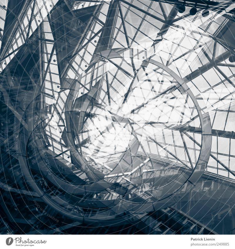 Crystal Castles Haus Architektur Gebäude Kunst Kraft modern ästhetisch Perspektive Wandel & Veränderung einzigartig Bauwerk Kreativität Mobilität Stadtzentrum Teamwork