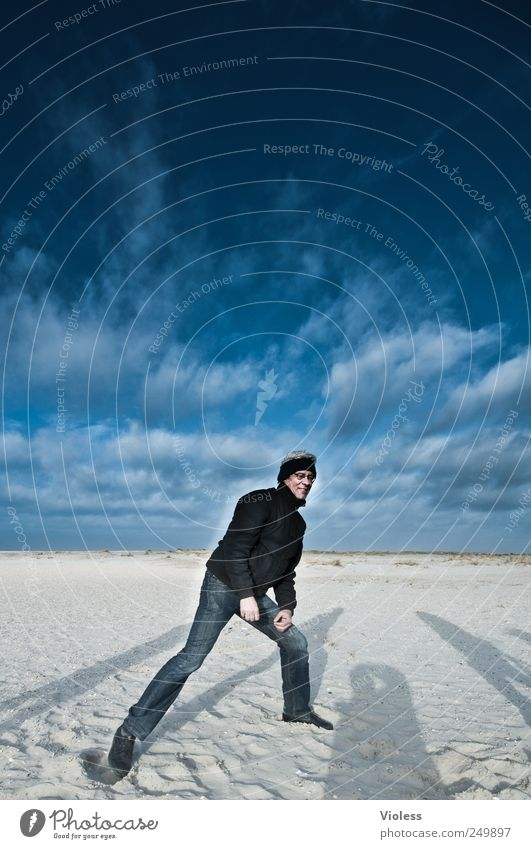 Spiekeroog | ...gefühlte 100 bilder Himmel Natur blau Wolken Landschaft Sand Insel Nordsee entdecken