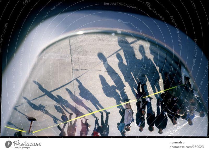 scheiss Gesellschaft Lifestyle Reichtum Freizeit & Hobby Ferien & Urlaub & Reisen Tourismus Ferne Freiheit Sommer Mensch Menschenmenge 45-60 Jahre Erwachsene
