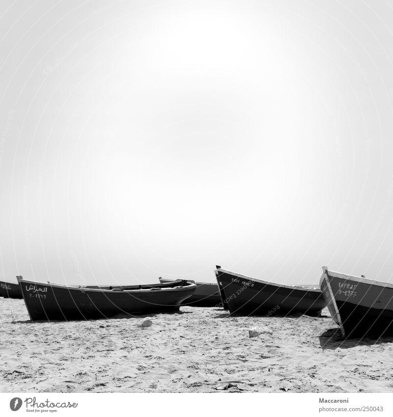 Anekdote zur Senkung der Arbeitsmoral! Ferien & Urlaub & Reisen Meer Erholung Ferne Strand Küste Freiheit Wasserfahrzeug Arbeit & Erwerbstätigkeit Wellen Insel