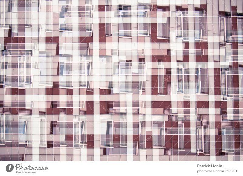 Ameisen im Kopf Haus Wand Mauer Architektur Gebäude Kunst Kraft Fassade Design modern Perspektive ästhetisch Wandel & Veränderung Kreativität Bauwerk Mobilität