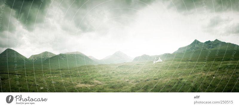white house Himmel Natur alt Sommer Wolken Haus Umwelt Landschaft Glück Stimmung Wetter Arbeit & Erwerbstätigkeit Erde Europa Häusliches Leben beobachten