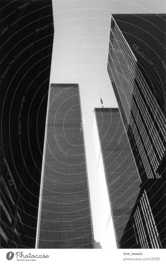 new_york.00 New York City Manhattan New York State Stadt World Trade Center USA