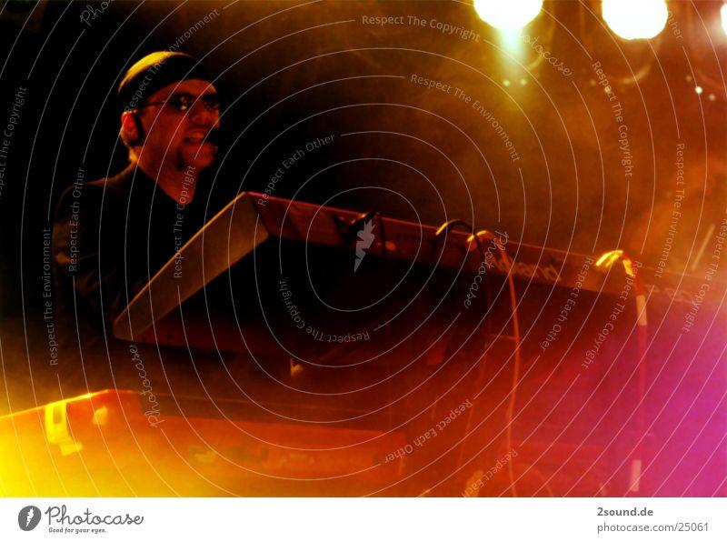 Mark Sixteen Mann Musik Konzert live 16