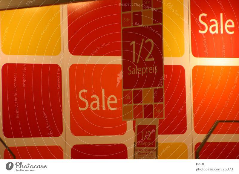 Ausverkauf zum halben Preis Ladengeschäft verkaufen Sale Dienstleistungsgewerbe halber Preis