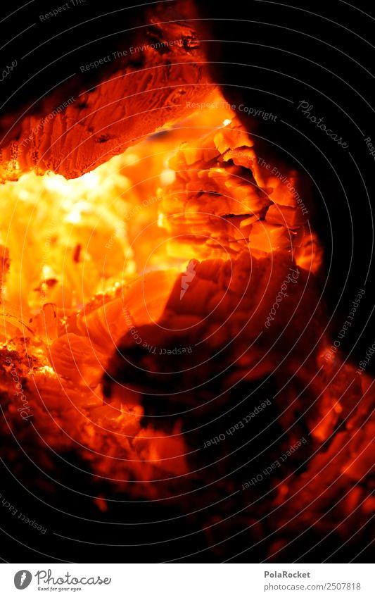#A# Feurio I Feuer ästhetisch Brand Feuerstelle Glut heiß Wärme Holz brennen Lagerfeuerstimmung Farbfoto Gedeckte Farben Außenaufnahme Detailaufnahme