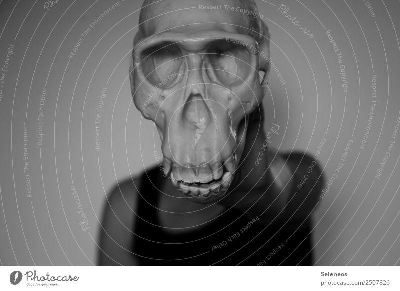Vorfahre Mensch Tod - ein lizenzfreies Stock Foto von Photocase