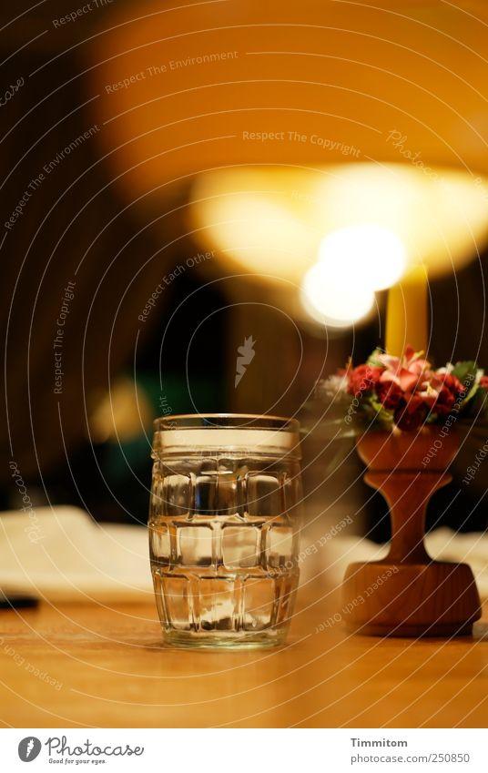[CHAMANSÜLZ 2011] - Anreise... Ferien & Urlaub & Reisen Freude gelb Gefühle Holz Denken braun Zufriedenheit Glas Glas authentisch ästhetisch Tisch Trinkwasser Getränk Freundlichkeit
