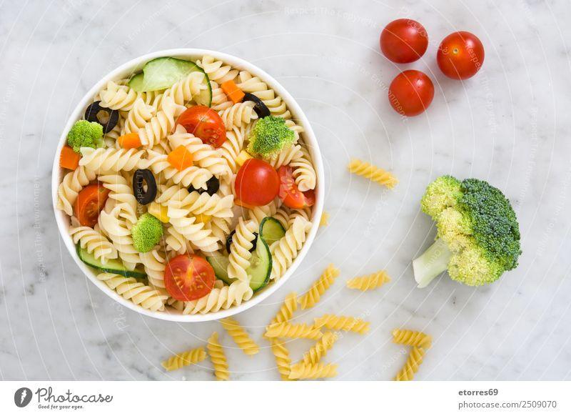 Gesunde Ernährung Sommer grün weiß rot Foodfotografie Speise Gesundheit Lebensmittel frisch Fotografie Gemüse gut Backwaren Schalen & Schüsseln