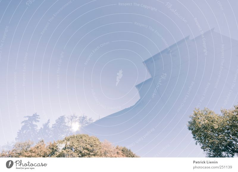 CHAMANSÜLZ | Die 4. Dimension Himmel Natur blau Freiheit Umwelt Landschaft Architektur Luft Gebäude Wetter ästhetisch Urelemente Kultur außergewöhnlich Fabrik