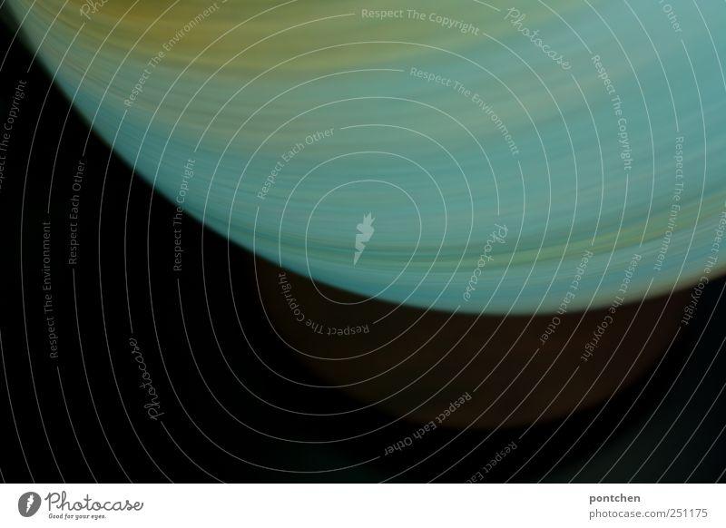 erleuchtet Ferien & Urlaub & Reisen Ferne Bewegung drehen Geschwindigkeit Beleuchtung Globus Streifen blau gelb Globalisierung Weltreise Symbole & Metaphern
