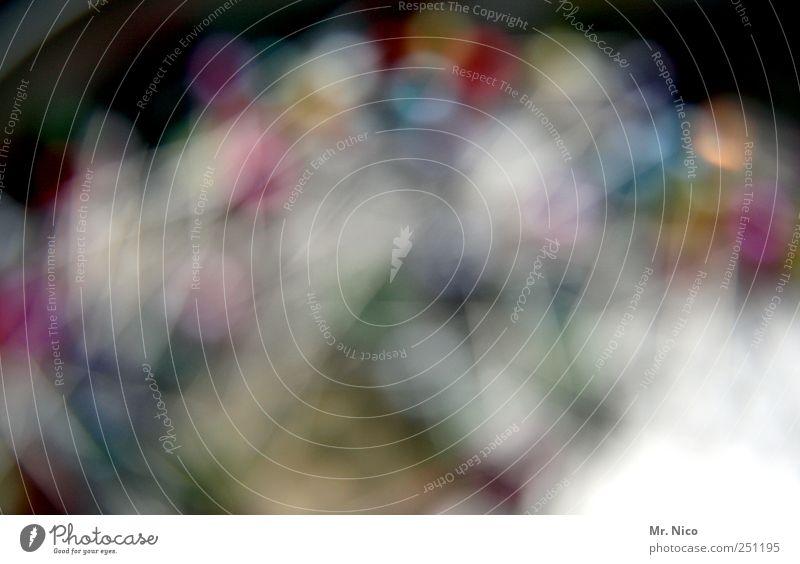 luft, licht und so Glück Stimmung Kunst wild verrückt Punkt trashig Idee durcheinander Illumination Lichtermeer
