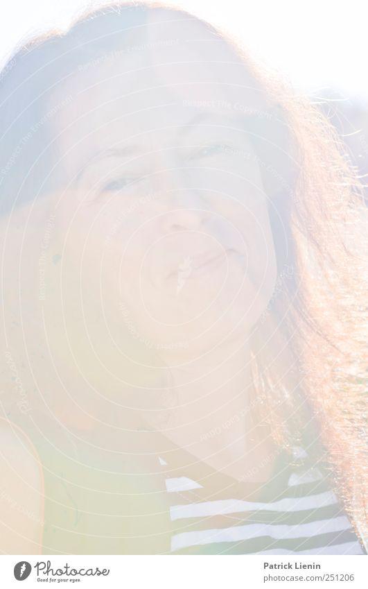 CHAMANSÜLZ | Miss Sunshine Mensch Frau schön Ferien & Urlaub & Reisen Sommer ruhig Erwachsene Erholung Umwelt Leben Kopf Haare & Frisuren Stil Zufriedenheit