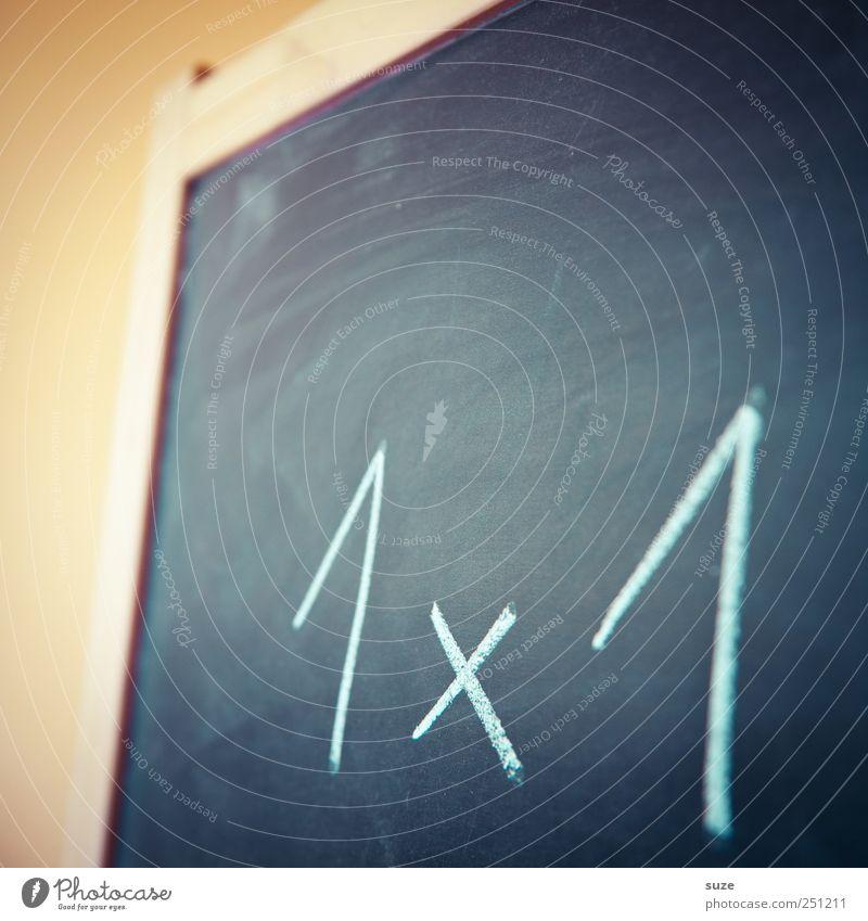 Höhere Mathematik Schule Kindheit Freizeit & Hobby lernen Schriftzeichen authentisch Häusliches Leben Ziffern & Zahlen Bildung einfach Tafel Kreide Kindererziehung rechnen Handschrift Mathematik