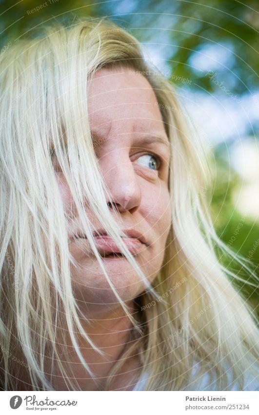 CHAMANSÜLZ | *_?~ Mensch Frau Natur schön Pflanze Gesicht Erwachsene Auge Umwelt Kopf Haare & Frisuren Freizeit & Hobby Ausflug gefährlich Lifestyle Coolness