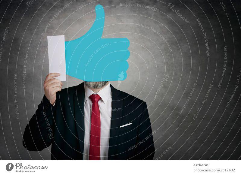 Mensch Jugendliche Mann Junger Mann Hand Freude Erwachsene Lifestyle Gefühle Glück maskulin Kommunizieren Technik & Technologie Fröhlichkeit Erfolg Coolness