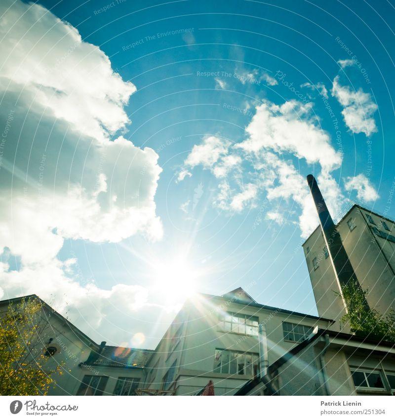 1000 | Untitled Himmel Natur alt blau Stadt Sonne Wolken Umwelt Landschaft Architektur Gebäude Luft Stimmung Wetter Klima Urelemente
