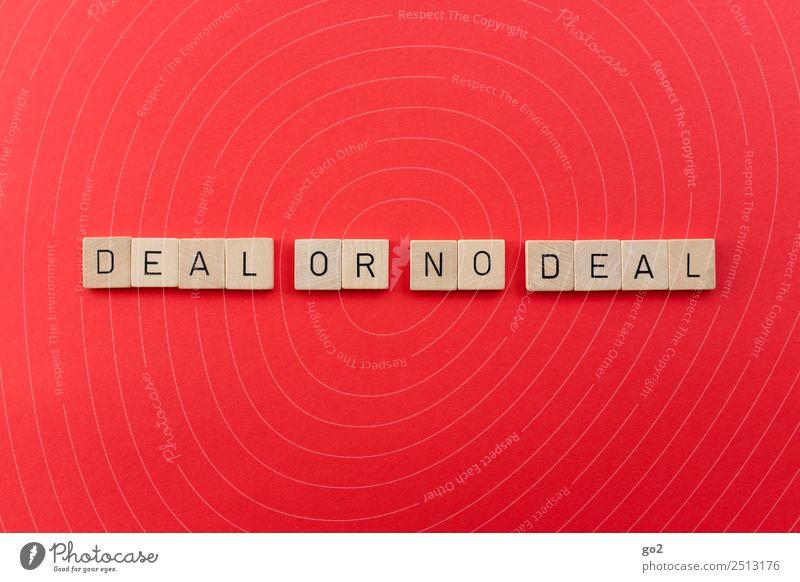 Deal or no deal Spielen Brettspiel Arbeit & Erwerbstätigkeit Arbeitsplatz Wirtschaft Handel Business Mittelstand Unternehmen Karriere Erfolg Schriftzeichen Geld