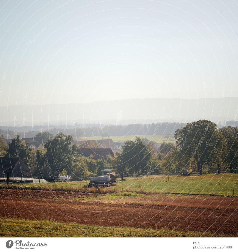CHAMANSÜLZ | ackerland Himmel Natur blau grün Baum Pflanze Haus Herbst Umwelt Berge u. Gebirge Landschaft braun Feld gold natürlich Dorf