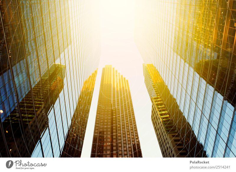 #A# Sun City Kunst Hochhaus ästhetisch Toronto Kanada Skyline Bankenviertel Bankgebäude Geldinstitut Glasfassade Finanzkrise Finanzkapital Kapitalwirtschaft