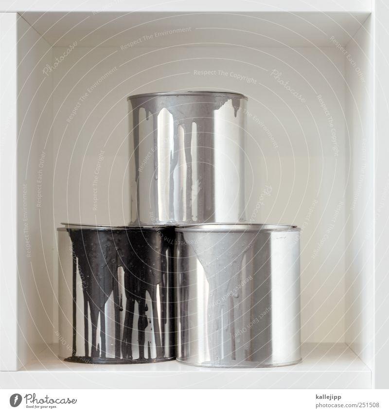 graustufen weiß schwarz Farbstoff Freizeit & Hobby Innenarchitektur Lifestyle Häusliches Leben Tropfen Dekoration & Verzierung streichen Quadrat Rahmen Stapel
