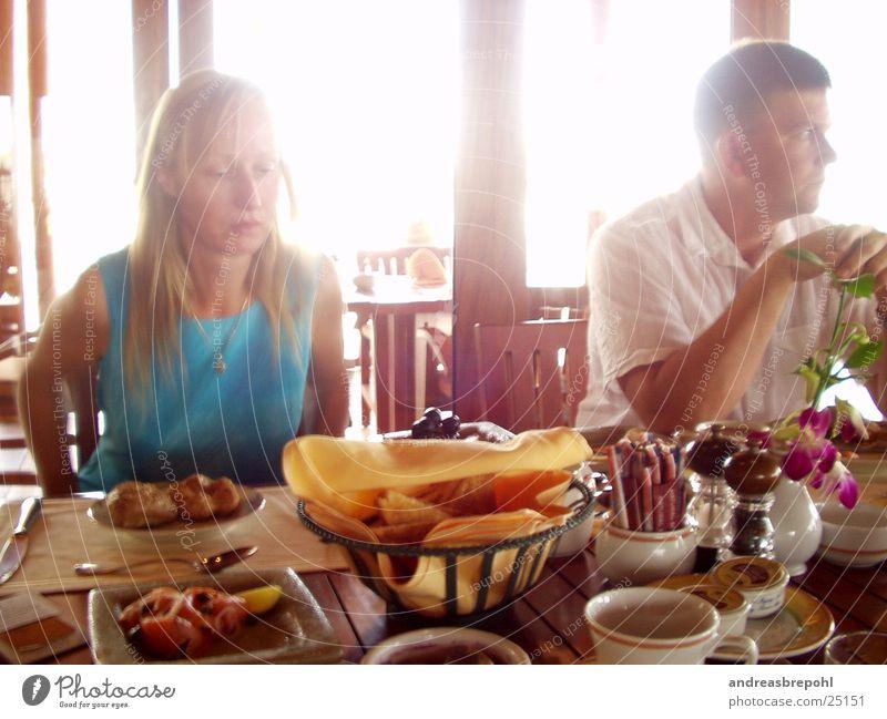 Breakfast at Tiff... Sonne Zufriedenheit Freundlichkeit Mahlzeit Urwald Frühstück Büffet Asien Brunch Dubai Naher und Mittlerer Osten