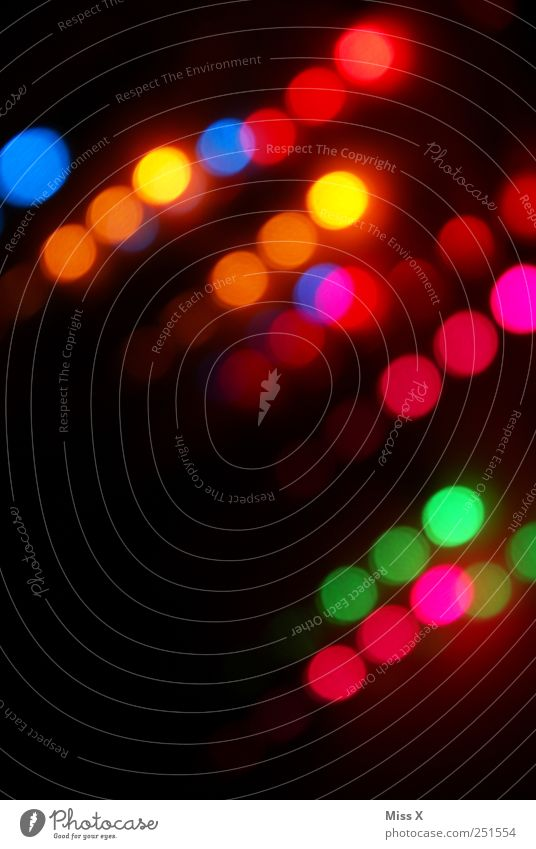dots Lampe rosa rund leuchten Punkt