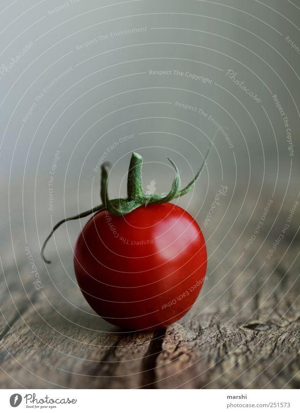 Tomate mit Style Gesundheit Ernährung Lebensmittel frisch Gemüse Stillleben Bioprodukte saftig Vegetarische Ernährung Cocktailtomate