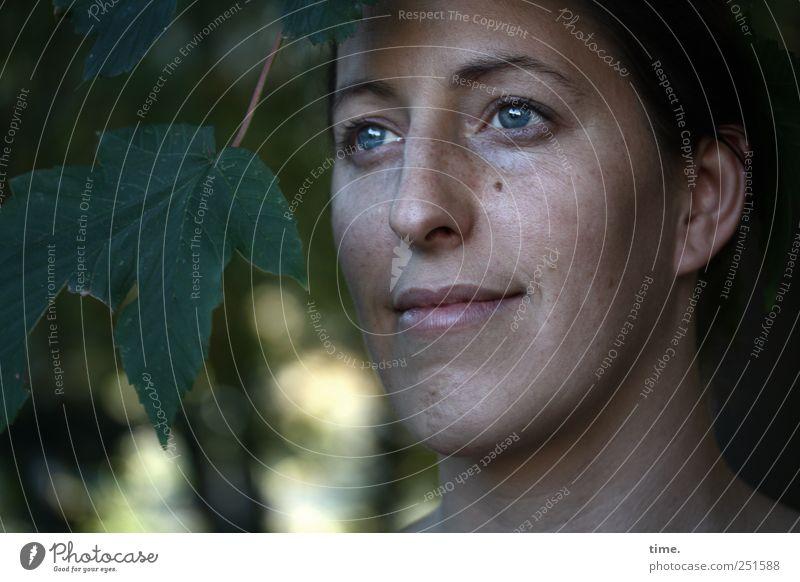 Mona Jala Frau Mensch schön Auge dunkel feminin Kopf Erwachsene Mund Haut glänzend Nase Lächeln