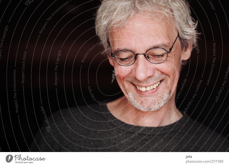 CHAMANSÜLZ | great man Mensch maskulin Mann Erwachsene Gesicht 1 Brille Lächeln Freundlichkeit gut schön positiv Freude Glück Fröhlichkeit Zufriedenheit
