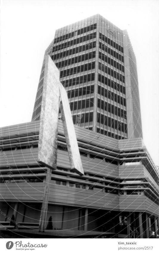 zurich.01 Stadt Architektur Hochhaus Zürich