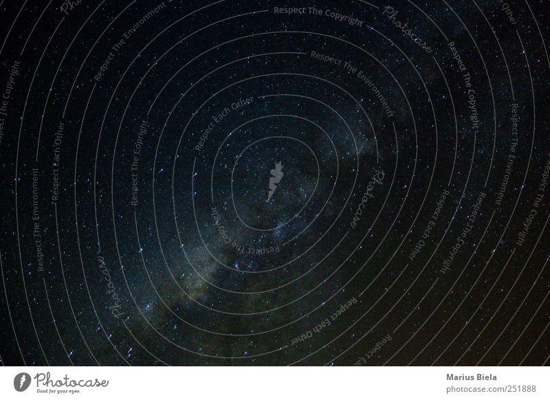 Natur Luft Stern Hoffnung Wüste Nachthimmel