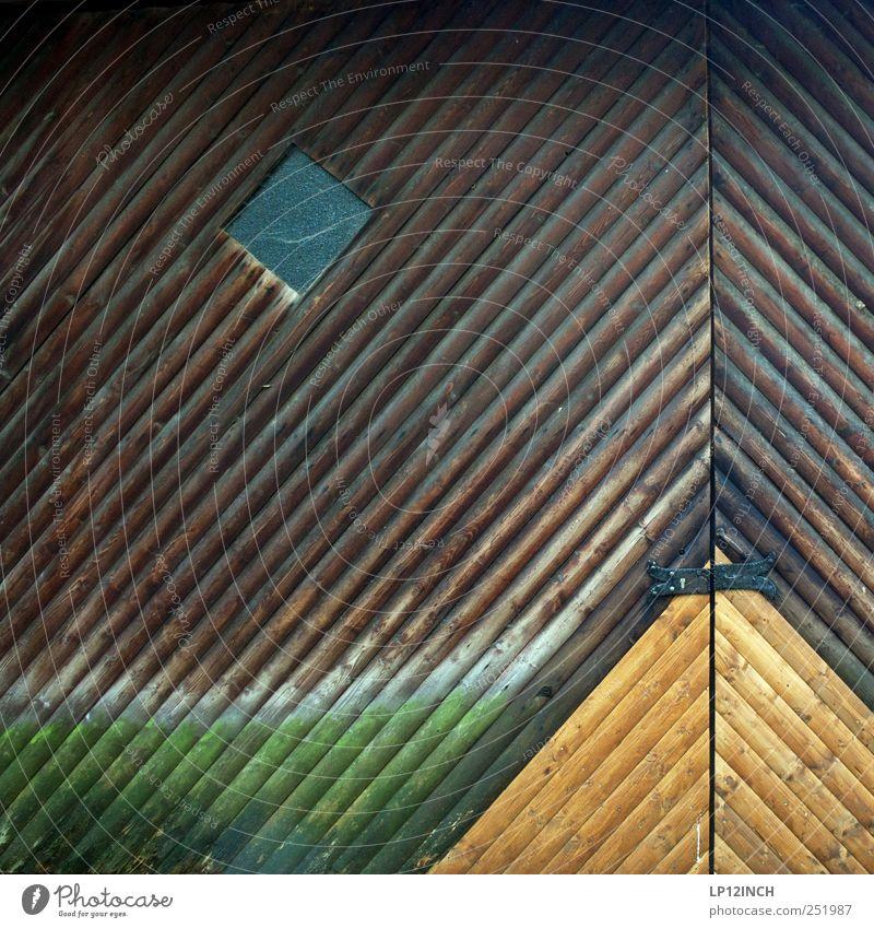 The Doors XI Holz Gebäude Linie Tür Häusliches Leben Tor historisch Eingang Schloss Fensterscheibe Eingangstür Beschläge